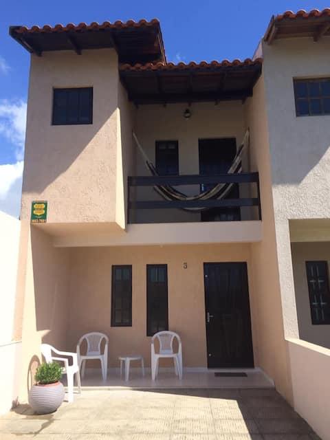 Sobrado/Duplex at Atlântida South Osorio Beach/RS