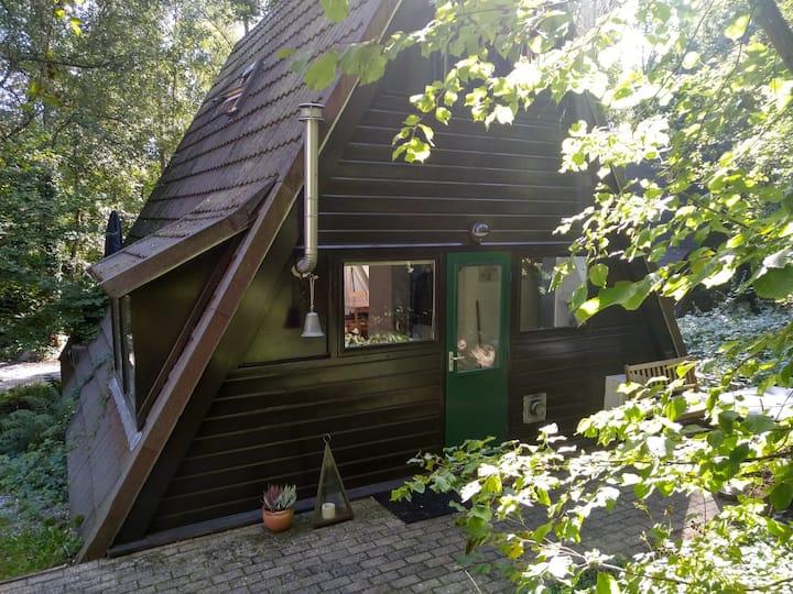 Knus natuurhuisje met wifi en zwembad in Durbuy