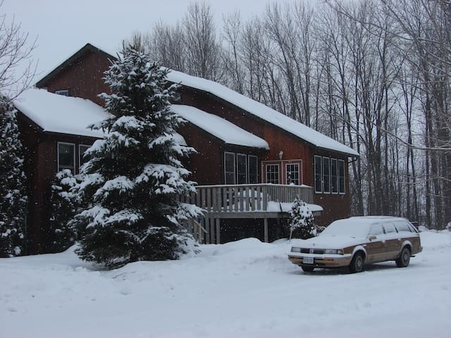 Total privacy on 22 secluded acres - Elora - Casa