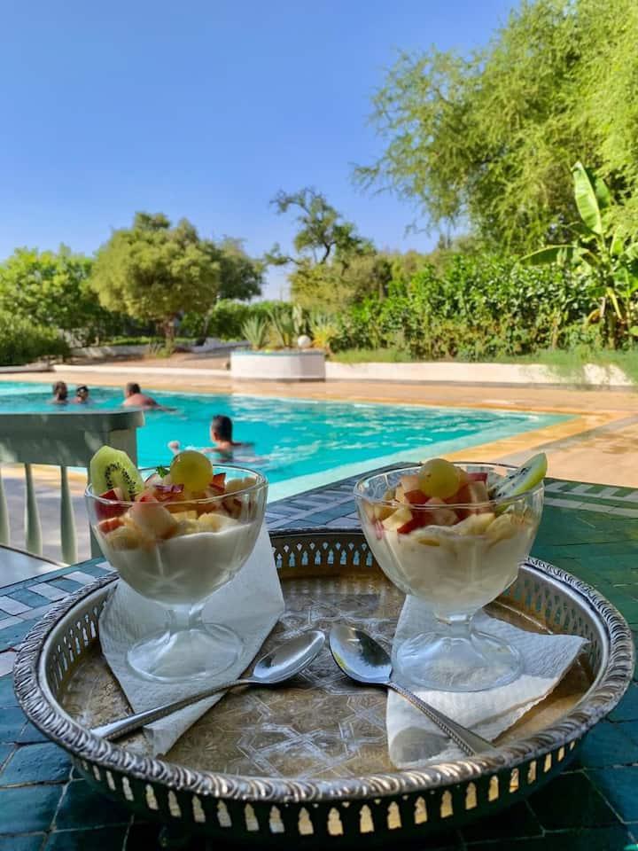 Villa de charme au calme a 19 klm d' Essaouira