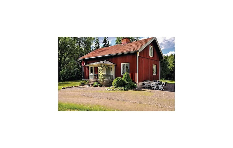 Holiday cottage with 2 bedrooms on 97m² in Åmål