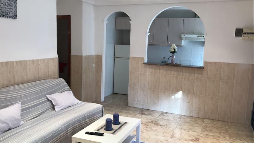 Alquiler apartamento - La Pobla de Farnals - Apartamento