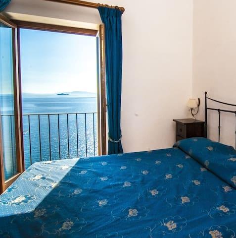 sul mare dell'Elba vista eccezionale 12 - Rio Marina - Apartemen