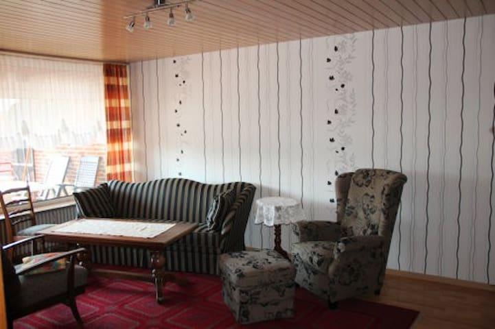 Gemütliche 3 Zimmer-Wohnung in Donnerschwee