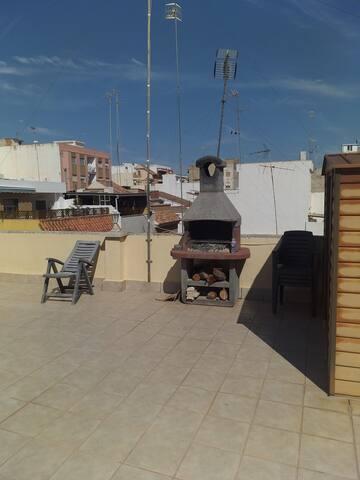 Playa Puerto de Sagunto a 40 m de la playa