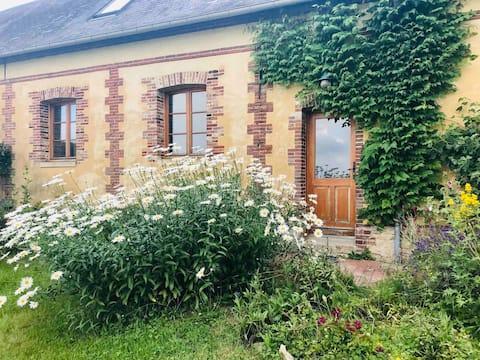 La maison du Rebours - Gîte in the countryside 6/8 pers