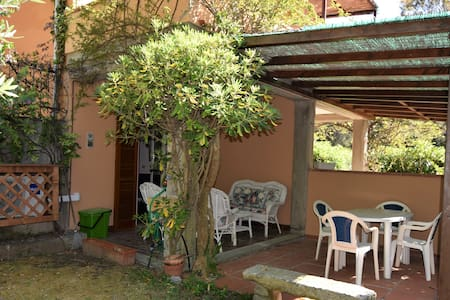 Cosy Apartment Susy On Beach Fetovaia with Patio & Garden; Parking Available, Pets Allowed