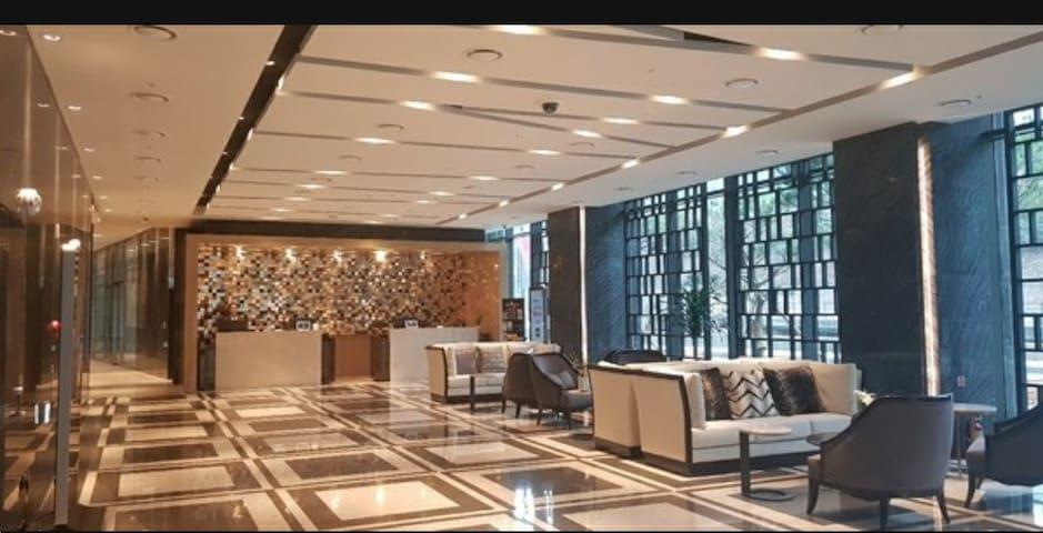 정선 인투라온 호텔 (디럭스 더블 ) 펫룸 가능
