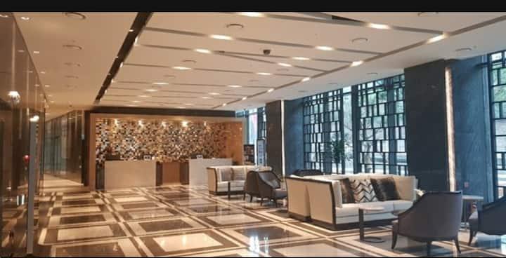 정선 인투라온 호텔 (슈페리어  1인실) 장기숙박 가능