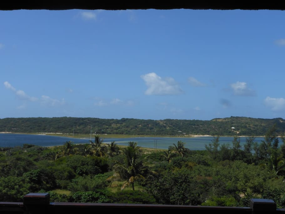 View over the Lagoon