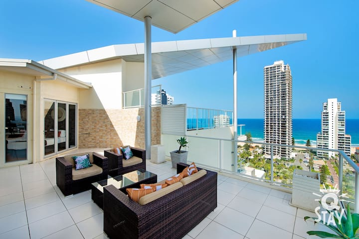 Wings – 3 Bedroom Penthouse SPA — Q Stay