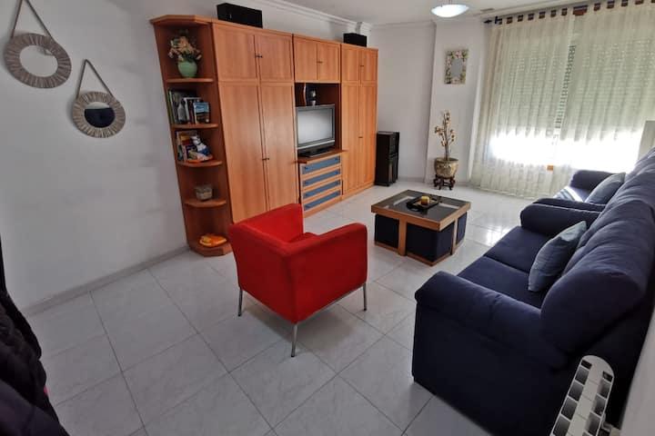 Apartamento en Silgar