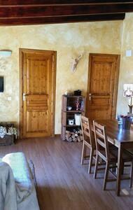 Apartamento Cerdanya bonitas vistas - Osséja