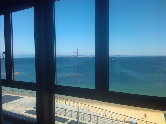 Apartamento a pie de playa - Ribeira - Apartamento