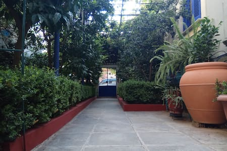 Traditional house with garden, no cleaning fee