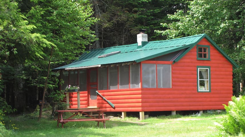 Little Cabin in the North Woods - Beaver Cove - Srub