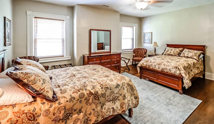 The Litz Mansion Room #5 - The Mary May Room