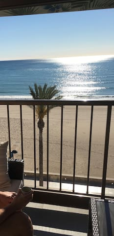 APARTMENT/CONDO ON THE BEACH, MUCHAVISTA - El Campello - Leilighet
