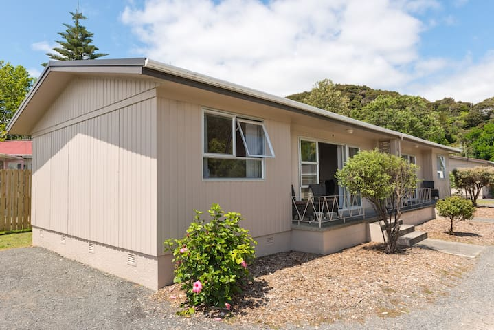 Basic comfortable self catered two bedroom units