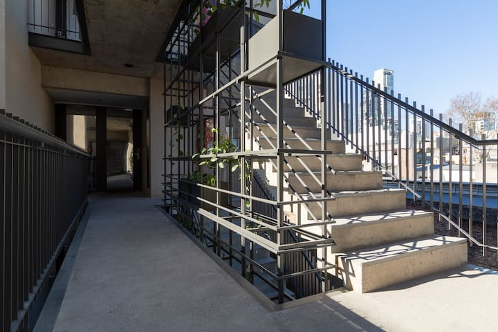 PALERMO HOLLYWOOD - 1BR new apartment with pool