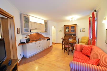 118A - Elegante Appartamento bilocale in centro - Ortisei - Appartement
