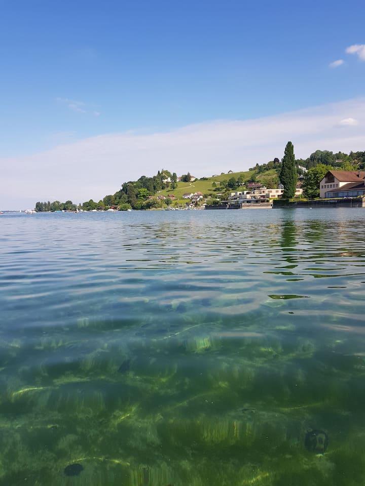 Bodensee- Casa del Lago ein Ort zum erholen.