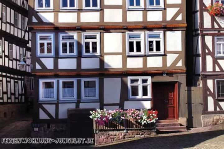 Ruhige Gästezimmer am Marktplatz in Schlitz