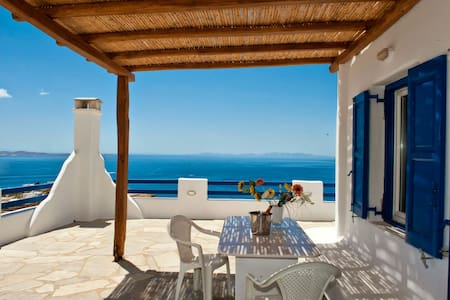 Mykonos home amazing view - Μύκονος
