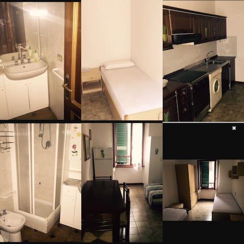舒适一居一室 - Empoli - Apartmen