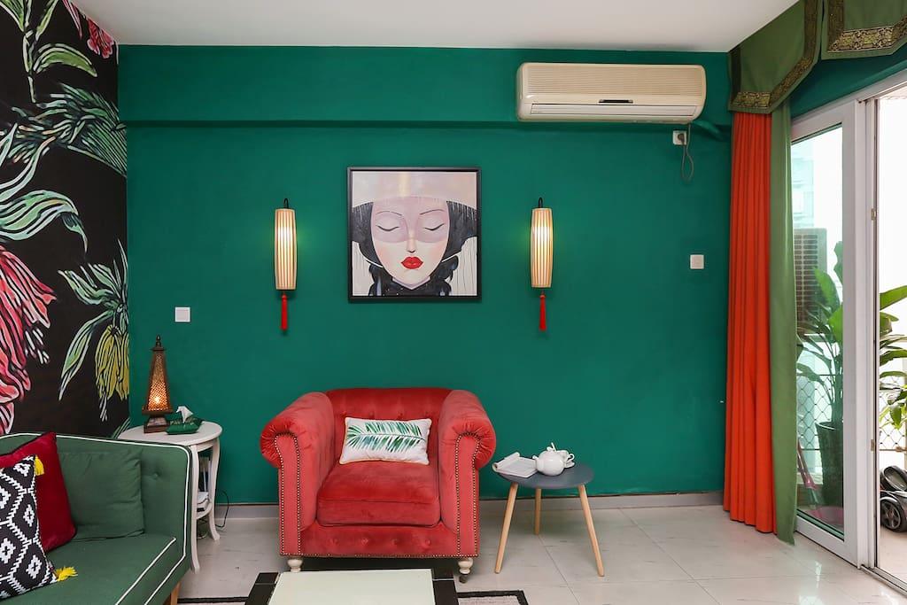 客厅-living room