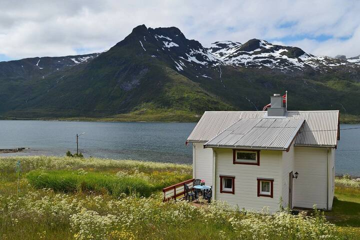 4 person holiday home in LAUPSTAD