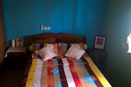 maison meublee pour voyageur a kribi Cameroun