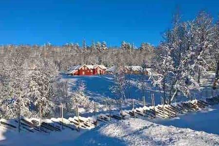 Røstvollen Villmarksgård i hjertet av Femundsmarka