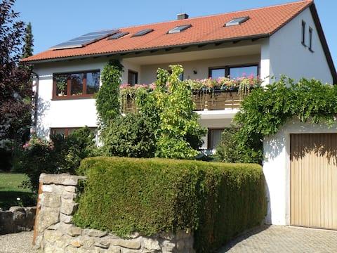 Holiday home Rothenburg odT, quiet neighbourhood