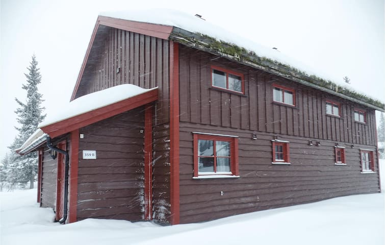 Semi-Detached with 4 bedrooms on 108 m² in Trysil