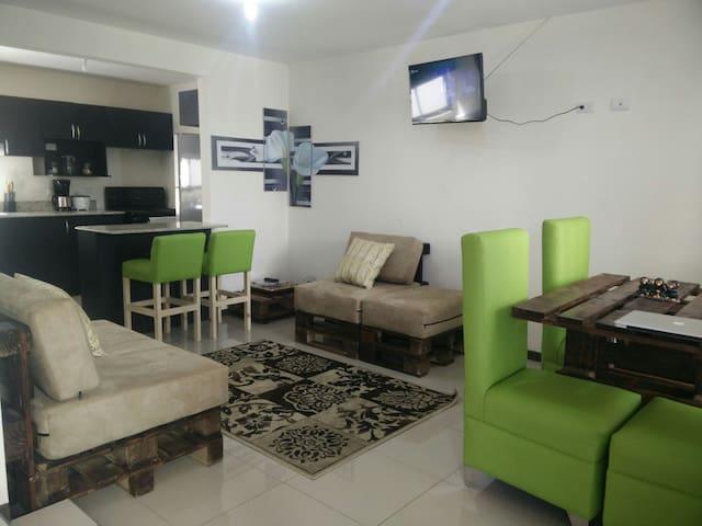 Casa Dake - Relax House - San Rafael, Montes de Oca - Apartemen