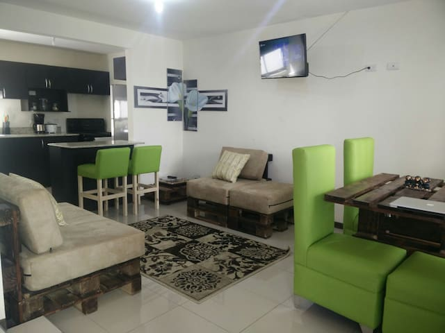 Casa Dake - Relax House - San Rafael, Montes de Oca - Daire