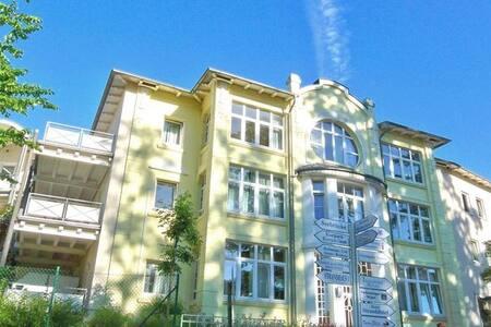 Strandresidenz Brandenburg Wohnung 21 - Göhren