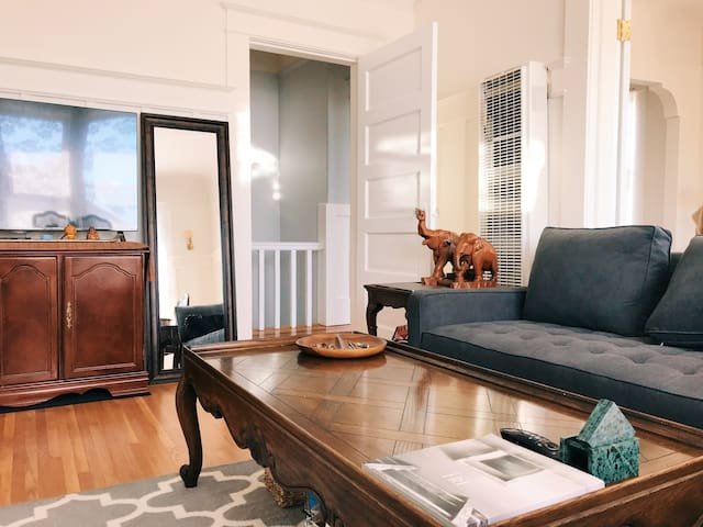 Perfect Castro Dolores Private Room w City View