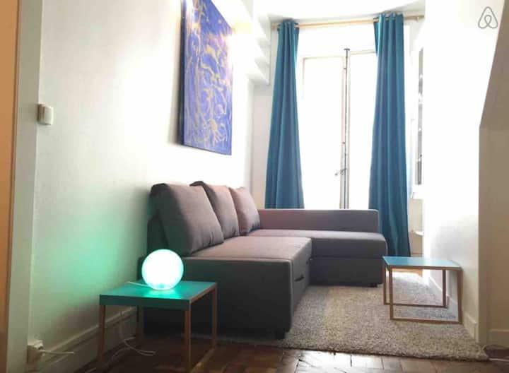 Sublime duplex  Paris VI