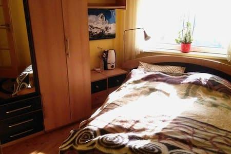 Przytulny pokój w Wałbrzychu 2 - Wałbrzych - Rumah
