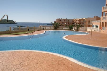 RELAX & SUN APT IN IBIZA WITH SWIMMING POOL & WIFI - Santa Eulària des Riu
