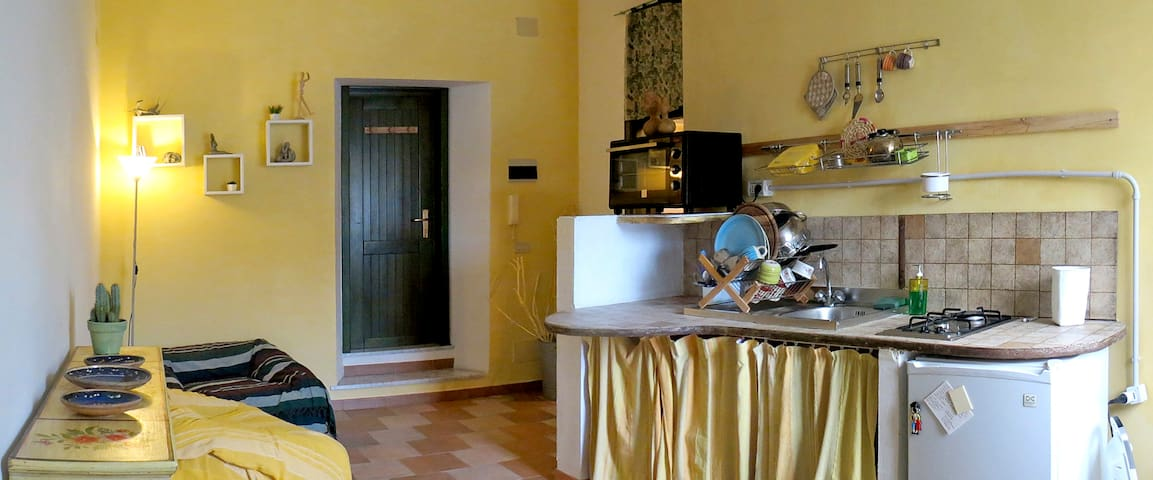 In the Earth of Sassari - Sassari - Appartement
