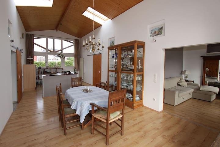 Ferienhaus Meerzeit an der Ostsee - Behrensdorf - Casa