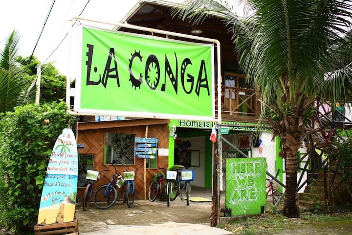 La Conga Dorm Bed 1