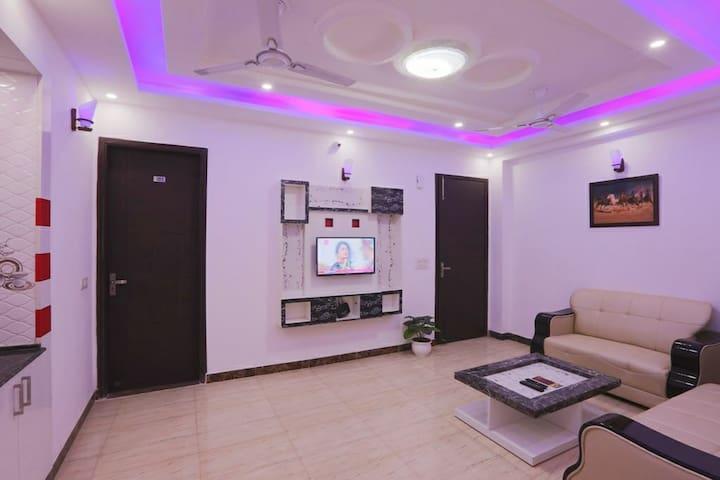 Lotus Homes Room no. 203 vasant kunj near Airport