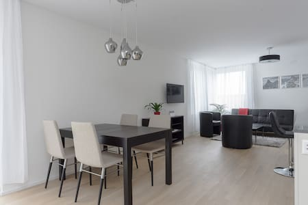 Close to Zürich center and airport - Kloten - Apartament
