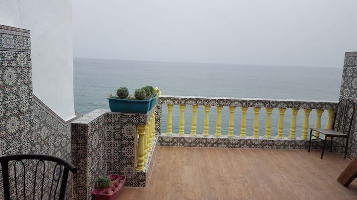 Taghazout guest house 3rooms/terase