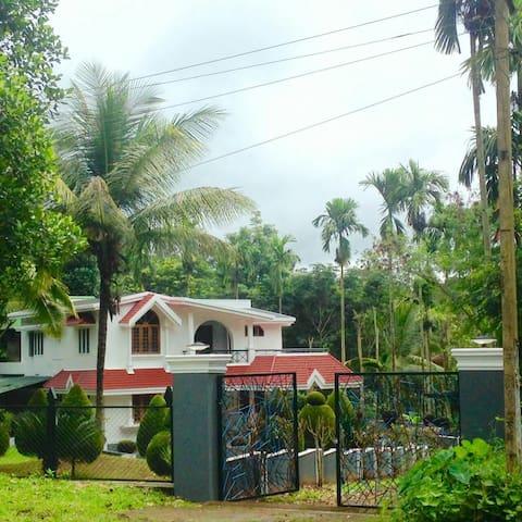 A Home Near Muthanga Wildlife Sanctuary