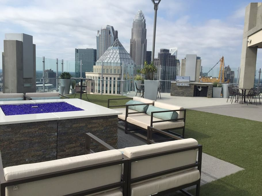 Skyhouse Uptown 1 Bedroom Apt Apartments For Rent In Charlotte North Carolina United States